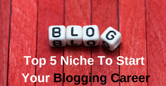 Top 5 Niches To Start Blogging Or Micro Niche Blog In 2019 – WPBloggerbasic