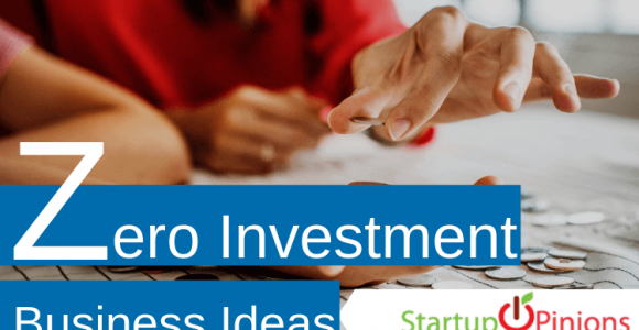 17 Zero Investment Business ideas to start an online business – Startupopinions