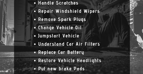 10 DIY Car Repair tricks to Know
