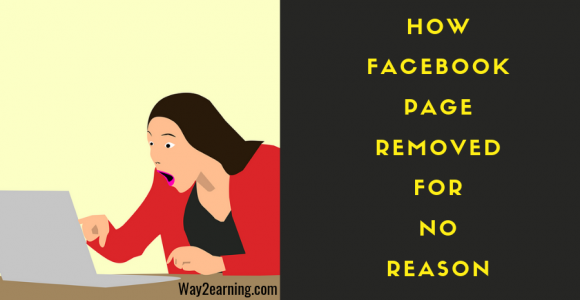 How Facebook Page Removed In 1 Day Without Warning For No Reason