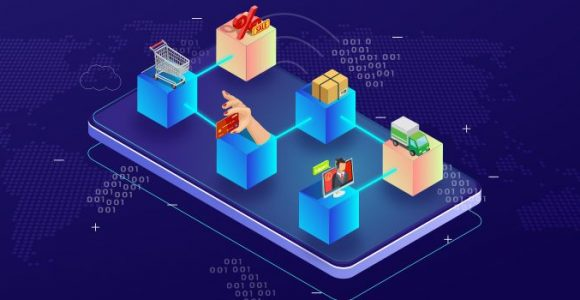 M-Commerce and Blockchain are leading way to a marketplace that is fast, secure and has a user-centric approach.