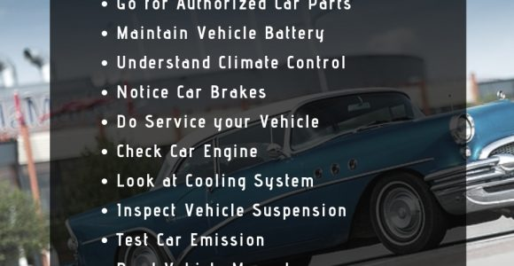 Ways to Maintain any Used Vehicle