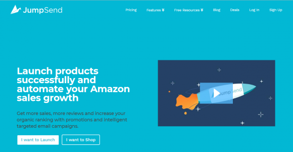 JumpSend Review: Supercharge Your Amazon Product Launch Campaigns