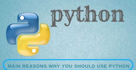 Main Reasons Why You Should Use Python