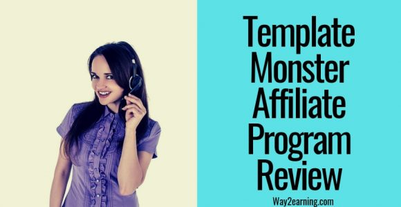 Template Monster Affiliate Program Review 2019 : Earn Profit