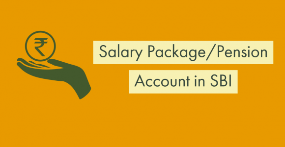 Convert Your Account into Salary package/Pension account to be exempted from the charges in SBI