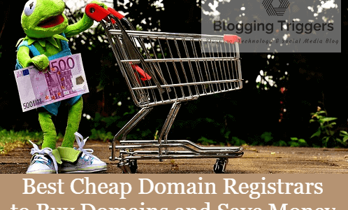 Best Cheap Domain Registrars to Buy Domains and Save Money in 2019