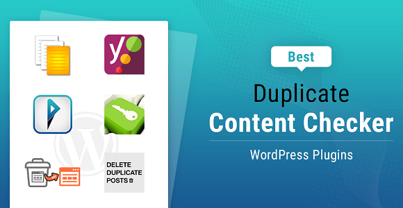 Best Duplicate Content Checker WordPress Plugins