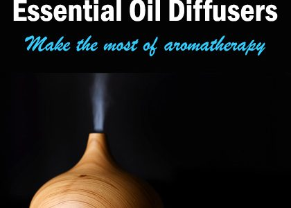 Best Nebulizing Essential Oil Diffusers