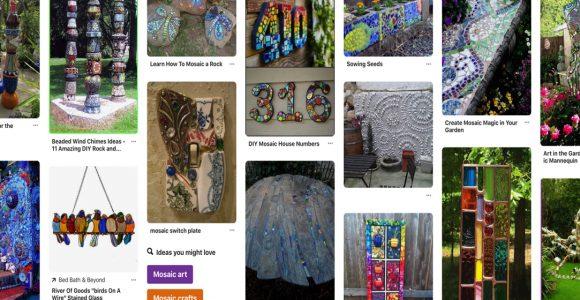 The creative mastery of contemporary mosaic art