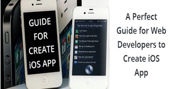 A Perfect Guide for Web Developers to Create iOS Application