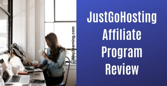JustGoHosting Affiliate Program : Enjoy 50% Commission