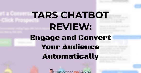 TARS Chatbot Review: Engage and Convert Your Audience Automatically