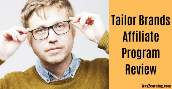 Tailor Brands Affiliate Program : Join And Earn Decent Cash