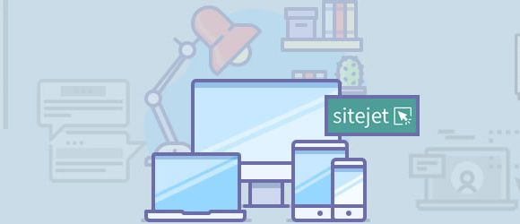 Sitejet: 6 Easy Steps to Building a Business Website