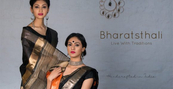 Chandigarh Based BharatSthali: Perfect Women Startup in Handloom Saree