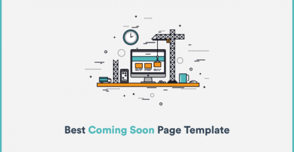 10 Best Coming Soon Page Templates 2019