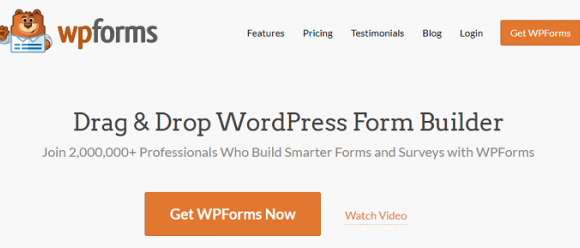 WPForms Giveaway: Win WPForms Pro Licence for One Year ($399 worth)