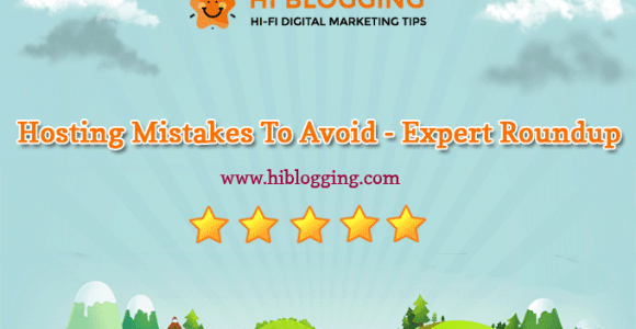 Hosting Mistakes To Avoid When Choosing Your Suitable Hosting Company