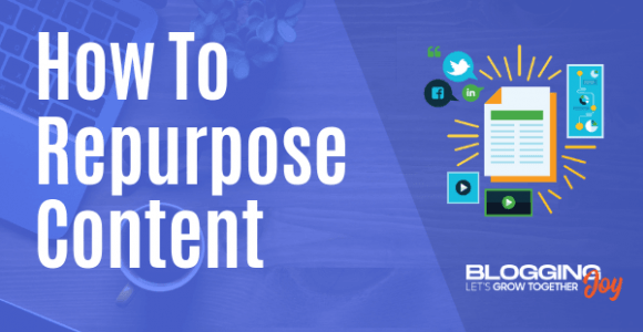 9 Ways To Repurpose Content For SEO Benefits & Reach New Audience