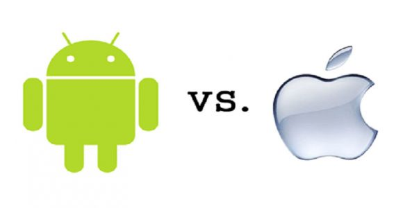 Compare: Android application development or iPhone app development