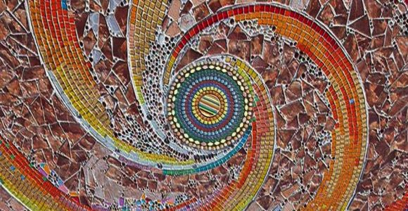 Abstract vs Realism  – The Contemporary Mosaic Artwork Edition