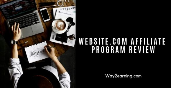 Website.com Affiliate Program Review : Join And Earn Cash