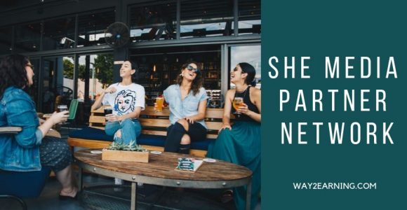 She Media Partner Network Review (2019) : Previously BlogHer