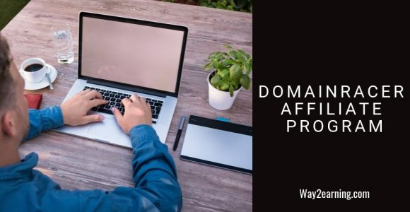 DomainRacer Affiliate Program : Earn Up To 70% Per Sale