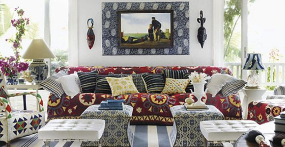 How to easily achieve an eclectic style