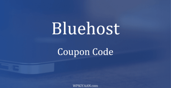 Bluehost Coupon Code 2019 {50% OFF + Free Domain and SSL}