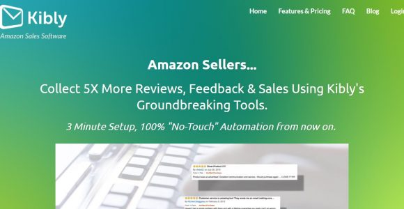 Kibly Review: Gather Positive Reviews to Generate More Amazon Sales