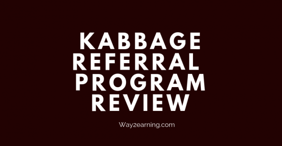 Kabbage Referral Program Review : Promote And Get Rewards