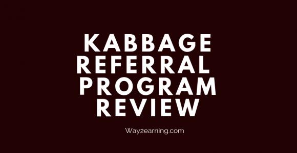Kabbage Referral Program Review : Promote And Get Rewards