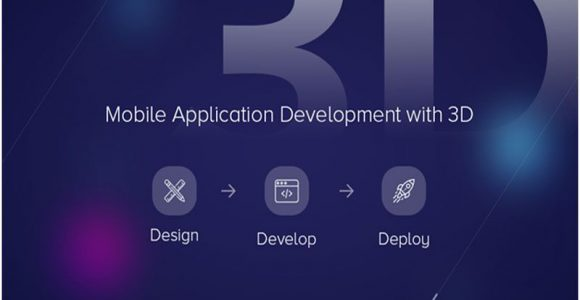 Mobile Application Development with 3D- Design, Develop, Deploy