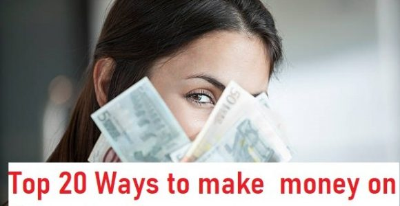 Make money on the side: Top 20 Ways you can