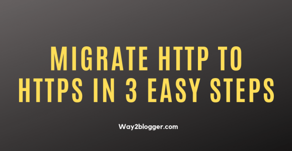 Move HTTP To HTTPS WordPress Site For Free : 3 Easy Steps