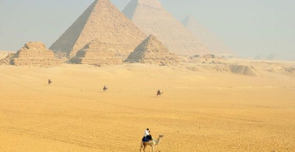 Egypt the amazing country with many hidden secrets
