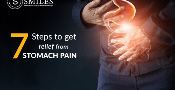 7 Steps to get relieved from stomach pain