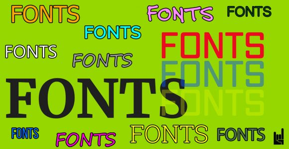 Modern Fonts Ideas & How to Use Fonts in Marketing