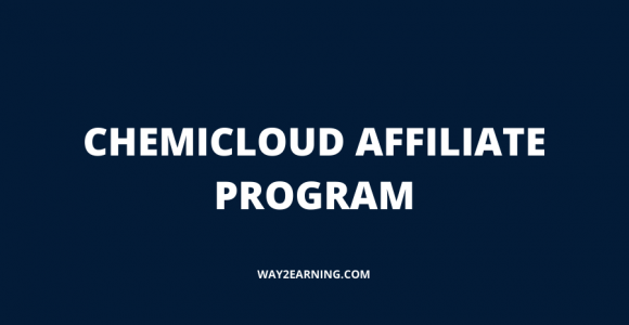 Chemicloud Affiliate Program : Promote And Earn Cash (2019)
