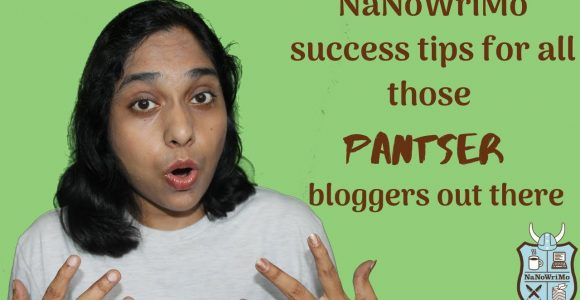 NaNoWriMo survival tips for all the PANTSER writers out there!