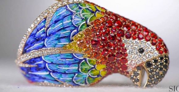 Mosaic Jewelry: The pinnacle of Micro Mosaic Design