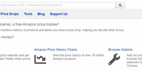 Camel Camel Camel Review: The Only Amazon Price Tracker You Need