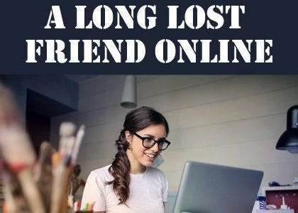 How to Find a Long Lost Friend Online