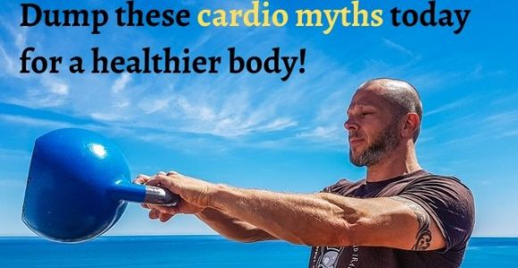 Dump these cardio myths today for a healthier body!