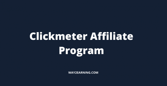 Clickmeter Affiliate Program : Promote And Earn Cash