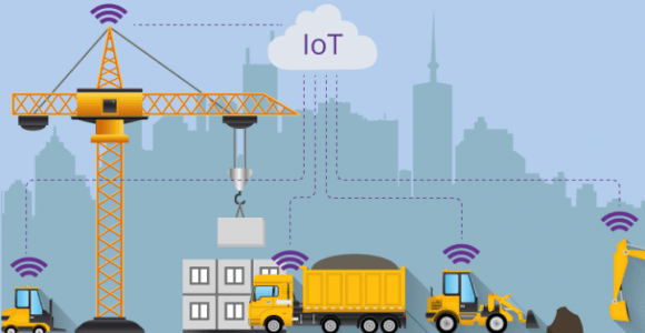 Impact of IoT driven innovations in the construction industry
