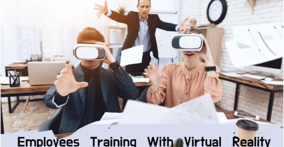 Why Should You Incorporate VR In Employee Training