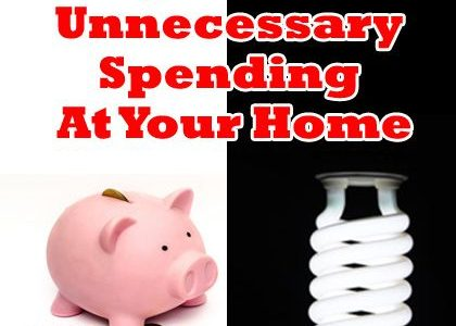 4 Ways To Avoid Unnecessary Spending At Home